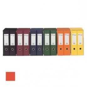 Módulo dos archivadores naranja