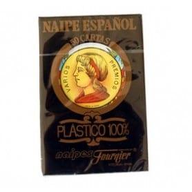 Naipes Fournier 100% plástico