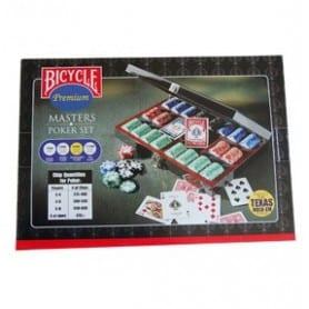 Masters Poker Set
