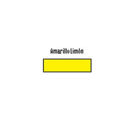 Acuarela Ecoline 205 Amarillo Limón