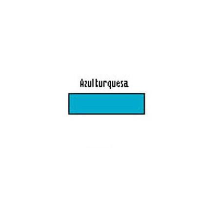 Acuarela Ecoline 522 Azul Turquesa