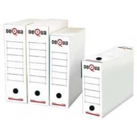 Caja archivo definitivo Dequa Folio Prolongado
