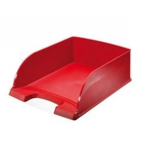 Bandeja gran capacidad Leitz Plus Jumbo rojo