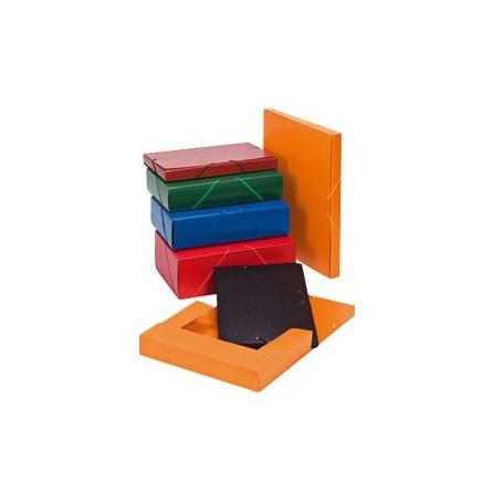 Carpeta Proyectos Goya Lomo 9 cm rojo