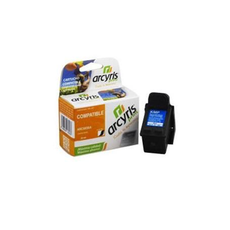 Cartucho compatible Arcyris HP 301XL negro