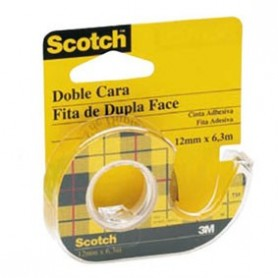 Cinta adhesiva Scotch doble cara