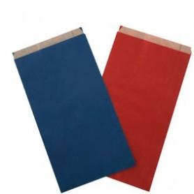 250 Sobres Kraft Rojos 125x45x200 mm