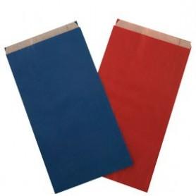 250 Sobres Kraft Rojos 180x60x350 mm