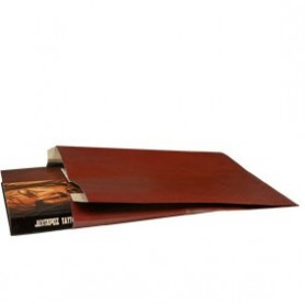 250 Sobres Kraft Rojos 240x65x410 mm