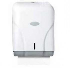 Dispensador secamanos Para Toallitas en Zig-Zag