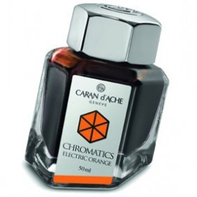 Tinta Caran d´Ache Electric Orange