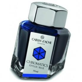 Tinta Caran d´Ache Idyllic Blue
