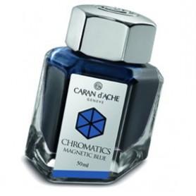 Tinta Caran d´Ache Magnetic Blue