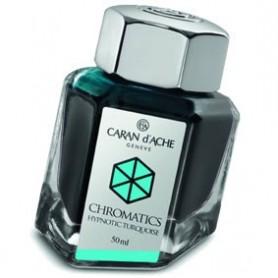 Tinta Caran d´Ache Hypnotic Turquoise