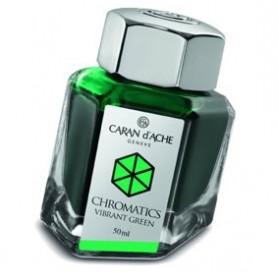 Tinta Caran d´Ache Vibrant Green