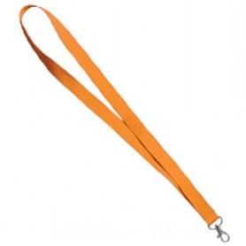 Cordón Lanyard Naranja