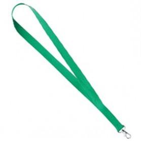 Cordón Lanyard Verde