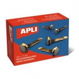Encuadernador Apli 12 mm sin arandela