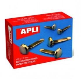 Encuadernador Apli 17 mm sin arandela
