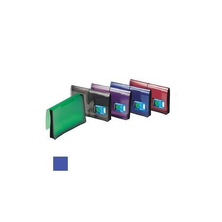 Carpeta Folder mate fuelle azul