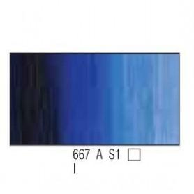 Óleo Artists´ Winsor & Newton 667 Ultramar (matiz verde) 37 ml