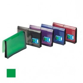 Carpeta Folder mate fuelle verde