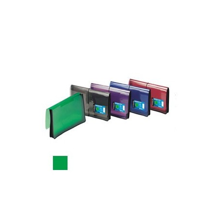 Carpeta Folder mate fuelle verde
