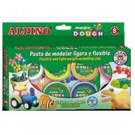 Alpino Magic Dough 8 x 14 grs.