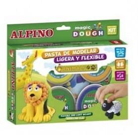 Alpino Magic Dough Animales