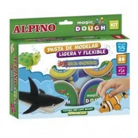 Alpino Magic Dough Sea World