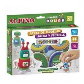Alpino Magic Dough Robots