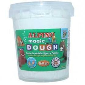 Alpino Magic Dough Blanco 160 grs.