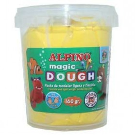 Alpino Magic Dough Amarillo 160 grs.