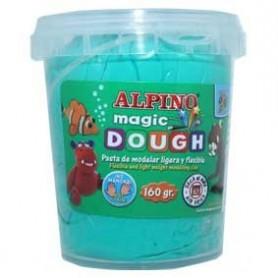 Alpino Magic Dough Verde 160 grs.