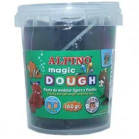 Alpino Magic Dough Negro 160 grs.