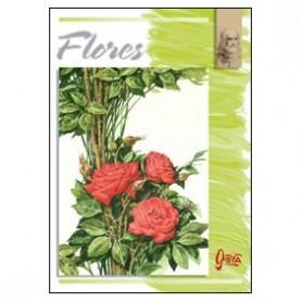 Colección Leonardo Nº 20 Flores