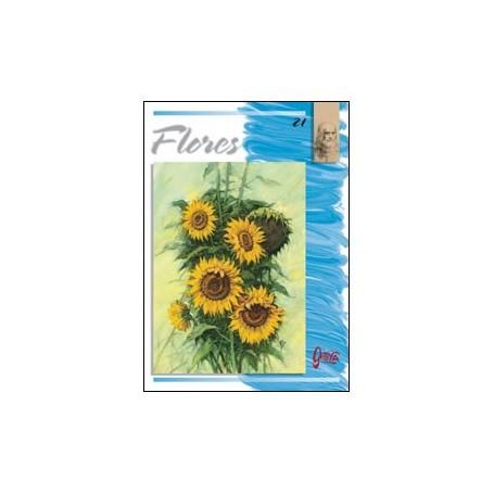 Colección Leonardo Nº 21 Flores