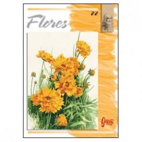 Colección Leonardo Nº 22 Flores