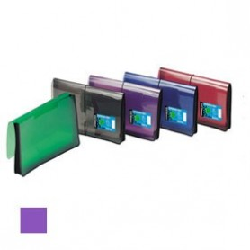 Carpeta Folder mate fuelle morado
