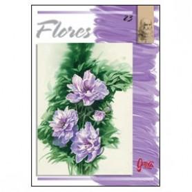 Colección Leonardo Nº 23 Flores