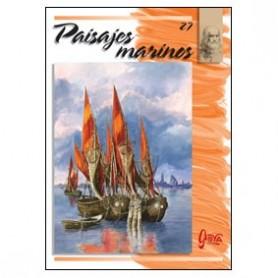 Colección Leonardo Nº 27 Paisajes marinos