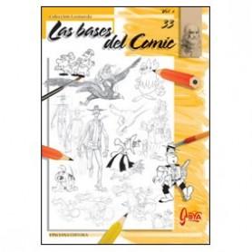 Colección Leonardo Nº 33 Bases del cómic I