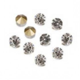 Decoré piedras de strás 1,7 mm Crystal