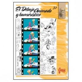 Colección Leonardo Nº 37 Dibujo animado y humorístico