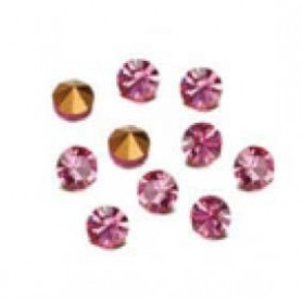 Decoré piedras de strás 1,7 mm Rose