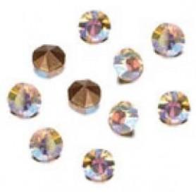Decoré piedras de strás 2,3 mm Crystal AB