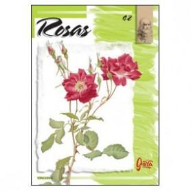 Colección Leonardo Nº 42 Rosas