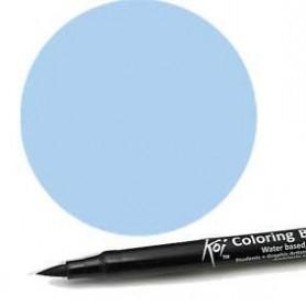 Rotulador punta pincel Koi Sakura Luz Azul cielo