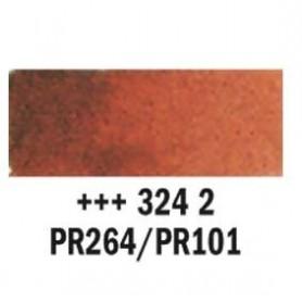 Acuarela Rembrandt 324 Granza permanente pardo 20 ml