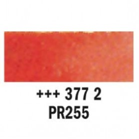 Acuarela Rembrandt 377 Rojo permanente medio 20 ml